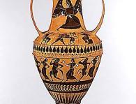 Древнегреческие вазы - описание и фотографии   149x195