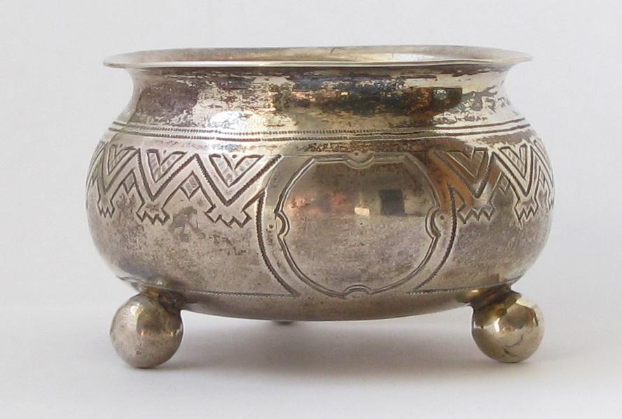Армянские антикварны серебряные салатницы фото