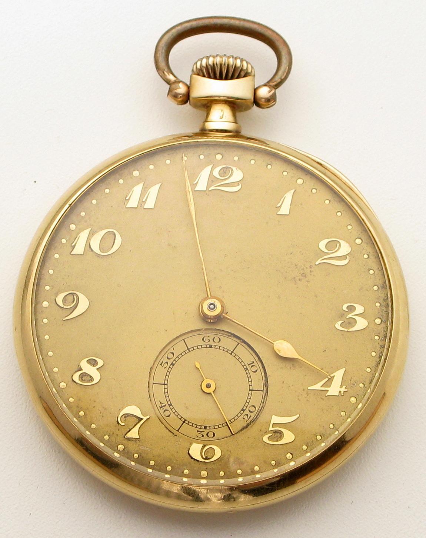 Карманные часы JUNGANS - Германия - 70-90 лет