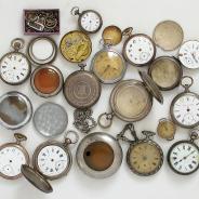 Подборка часов, часовых корпусов, деталей