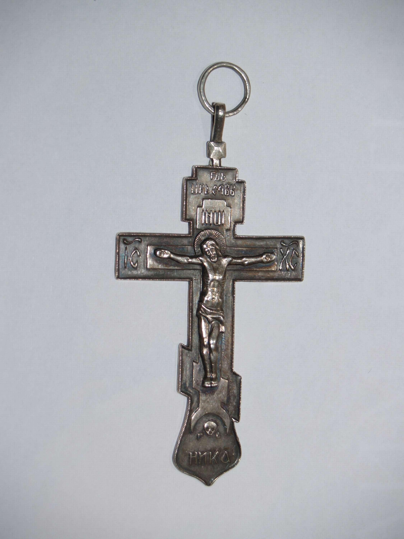 старинный крест иерейский наперсный купить