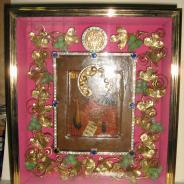 Икона святого Пророка и Крестителя Иоанна Предтечи