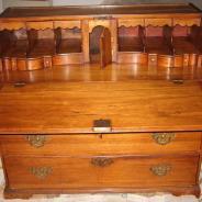 Oткидной письменный стол, Англия, ХVIII в.