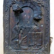 Спаситель икона 18 век.500 евро