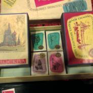 набор коллекционный  1958г спички