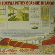 Советский плакат 1940е
