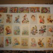 Немецкие открытки 30-х годов + несколько СССР