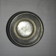 Солонка серебро 84 пробы
