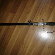 Немецкий НСО парадный меч полиции-СС, 3-й рейх.#1500