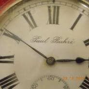 Карманные часы Paul Buhre