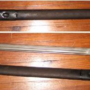 Британский штык для винтовки Енфилд 1913 год  #200