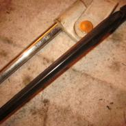 Американский игольчатый штык 1880`х для спрингфилда