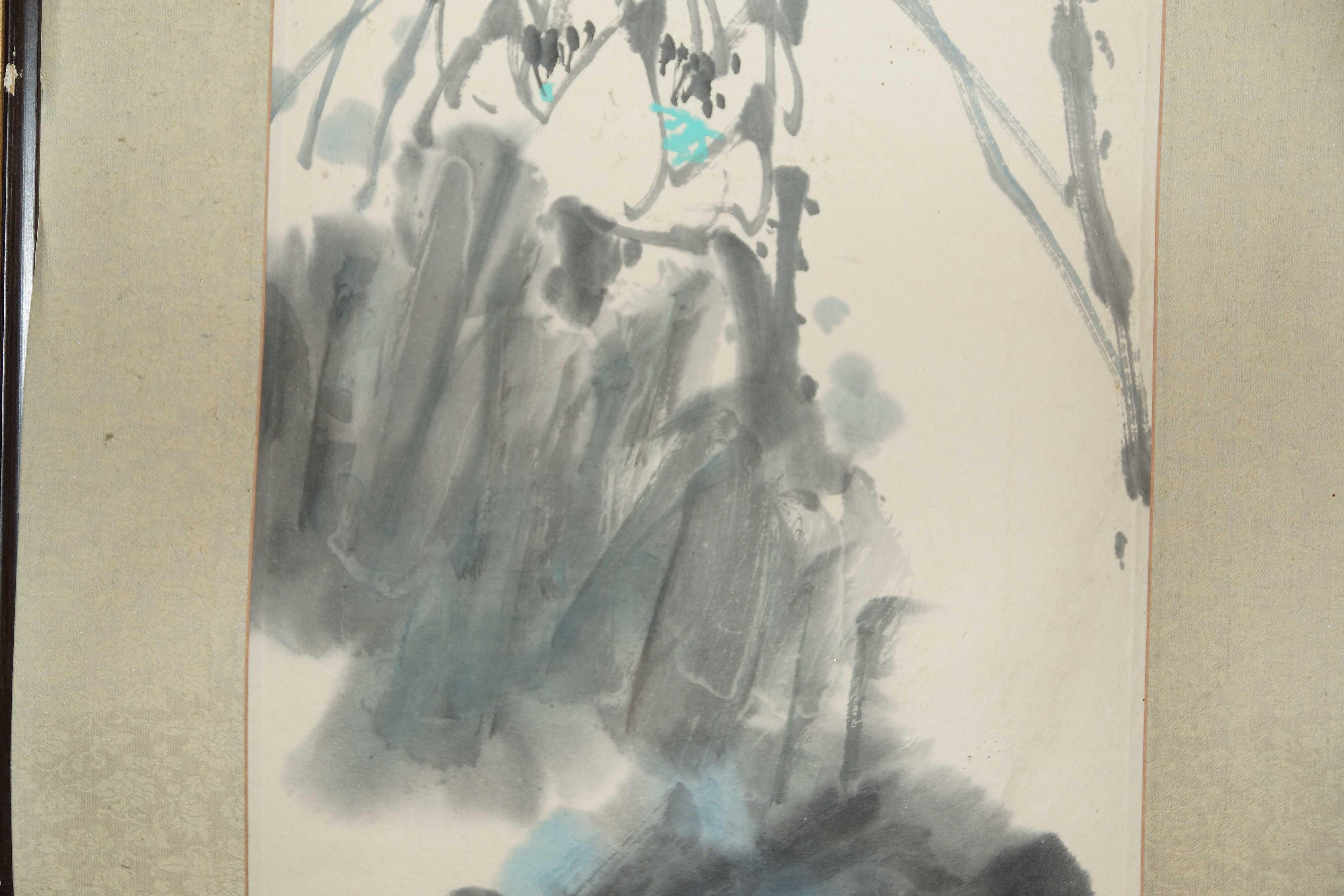 китайская классическая живопись: