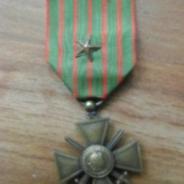 Военный крест.