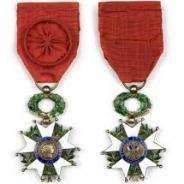 Медаль почетного легиона.