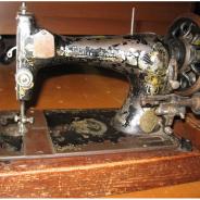 швейная машинка Frister Rossmann