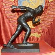 Конькобежка . Касли 1960 г.