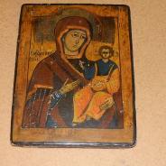 Смоленская Богородица. 19 век.