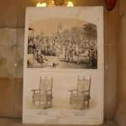 Серия литографий В. Тимма Коронация Александра 2, 1856-1857 гг