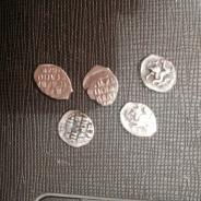 Монеты Ивана IV Грозного (1533 - 1548)