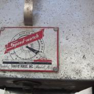 Измеритель скорости в милях