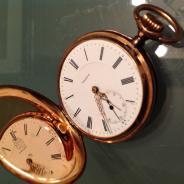 Швейцарские корманные часы