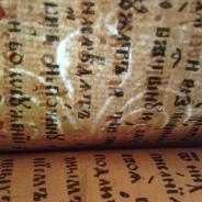 Сын церковный. Антикварная книга 18 века
