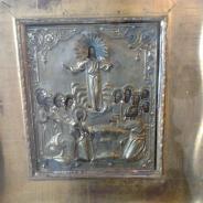 Икона Вознесение 19 века