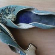 туфли женские 19 век