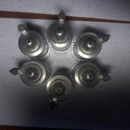 Рюмки антикварные 45 грамовые
