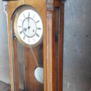 старинные германские настенные часы