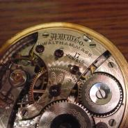часы American Watch Company Waltham