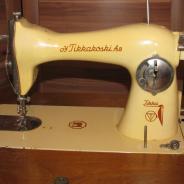 Швейная машина Tikkaroski