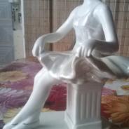 Фарфоровая статуэтка балерина-вербилки