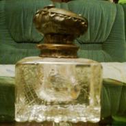 Чернильница 19ого века