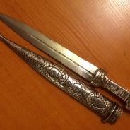 Кинжал тифлисский, 19 век