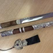 Бурятский нож, СССР
