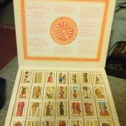 Набор сувенирные изделия минлесбумпрома СССР