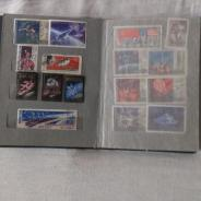 Коллекцию марок