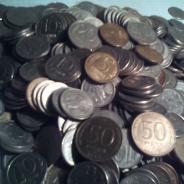 Монеты начиная с 1991 года