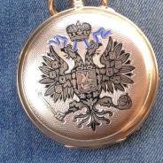 Золотые часы Павелъ Буре