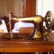 Швейная машинка SINGER 1911 года