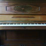 Антикварное фортепиано Feurich Leipzig нач. ХХ в.