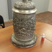 Серебряная кружка Георг IV Англия