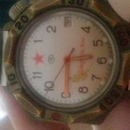 Продам генеральские наградные часы