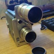 Кинокамера Киевский Совнархоз 16