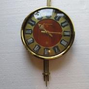 Старые часы Янтарь