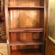 Книжный шкаф ель. 6 полок.