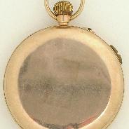 Карманные часы с хронографом