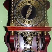 Часы настенные (zaansenklokk).